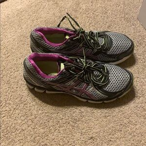 Asics Shoes - ASIC fluoride running shoes